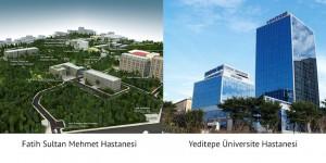 Fatih Sultan Mehmet Hastanesi, Yeditepe Üniversite Hastanesi