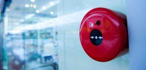 yangın ve gaz alarm