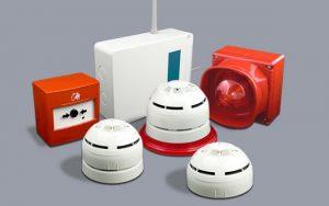 gaz algilama alarm sistemleri